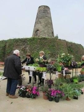 les jardins du coeur renouvellent leur marche caritatif