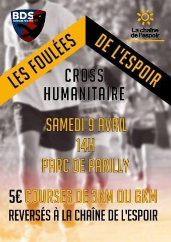 Les foulées de l'espoir à Lyon