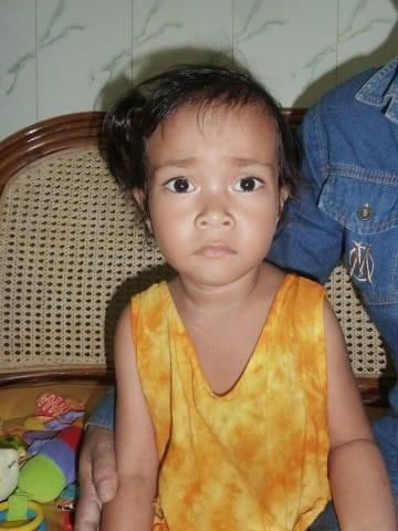 malis enfant malade cambodge