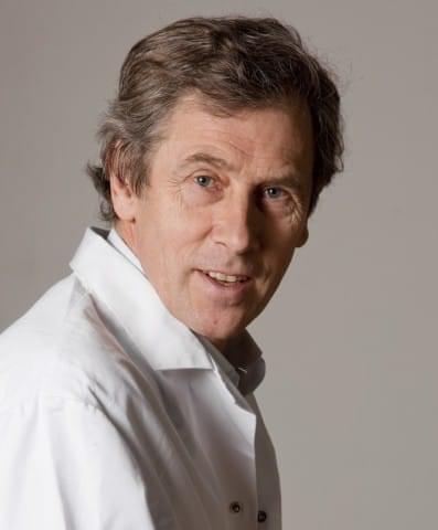 Eric Cheysson, président de La Chaîne de l'Espoir