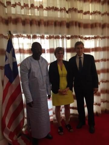 Mission au Libéria