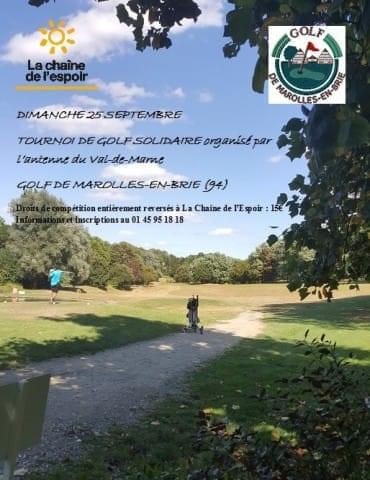 tournoi golf marolles en brie 2016