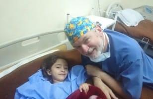 Dr Bernd et Hanan