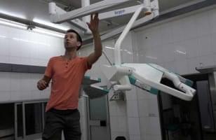 Equiper des hôpitaux et centres de santé