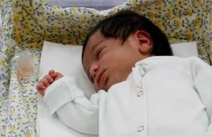 Bébé maternité