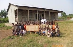 L'école maternelle au Bénin