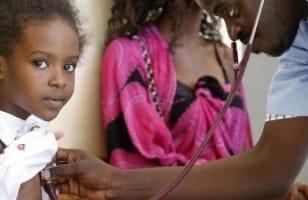 La Chaîne de l'Espoir au Sénégal