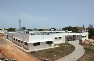 Cuomo Centre for Paediatric Cardiology in Dakar