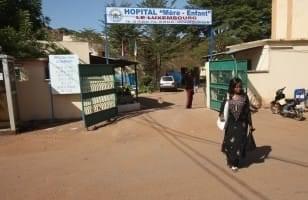 L'hôpital Mère-Enfant du Luxembourg au Mali