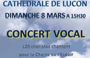 Concert vocal