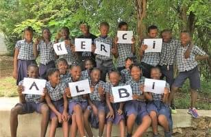 paragraphes/ecoliers haiti merci albi