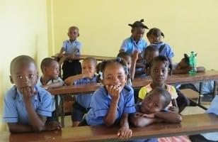 paragraphes/education haiti