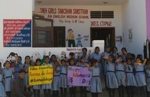 L'école Sneh en Inde
