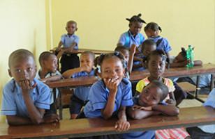 Dépistage des troubles sensoriels dans les écoles en Haïti et au Togo