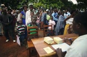 Missions itinérantes au Togo