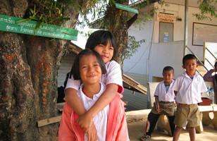 Maison de l'Espoir en Thaïlande