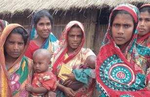 paragraphes/mere enfant bangladesh