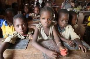 Parrainer un enfant au Bénin