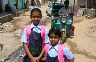 Parrainer un enfant en Inde