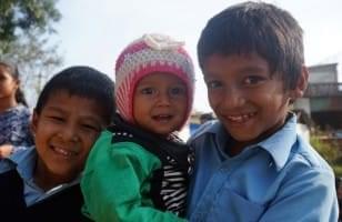 Parrainer un enfant au Népal