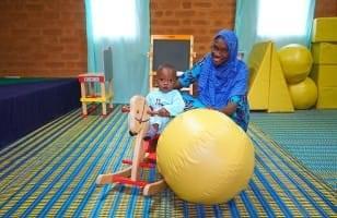 Pavillon des Enfants de Dakar
