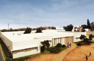 Le Centre Cardiopédiatrique Cuomo de Dakar