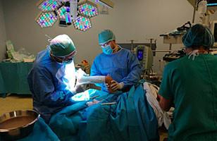 3 nouvelles missions de chirurgie orthopédique en Jordanie