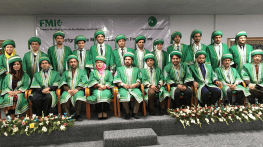 14 specialist doctors graduated from the fmic
