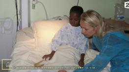 accueillir un enfant pour lui sauver la vie