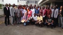 appui aux des de chirurgie pediatrique en afrique de l'ouest