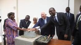 bamako   laying of the foundation stone of the paediatric cardiac centre.jpeg