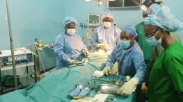 bloc operatoire burkina faso mission chirurgie reparatrice juin 2021