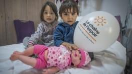 enfants de syrie
