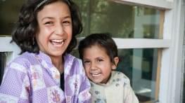 focus sur le pavillon des enfants a kaboul