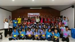 formation de jeunes leaders en thailande