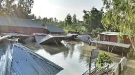inondations devastatrices au bangladesh