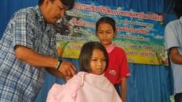 introduction to hairdressing in thailand