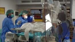 kaboul   inauguration d'une salle de catheterisme