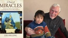 lee hilling presente son nouveau livre   a place of miracles