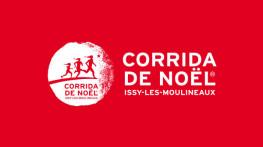 logo corrida de noel issy les moulineaux