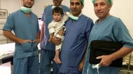 mission de chirurgie orthopedique a kaboul