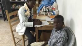 projet pilote de sante scolaire en haiti