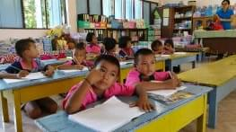rentree scolaire en thailande