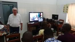 support to postgraduate specialisation diploma   west africa