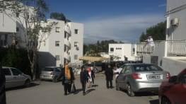 training of the malian team in tunisia