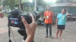 young reporters training in thailand