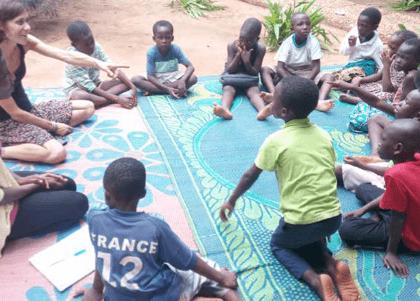 Apprendre le français au Togo