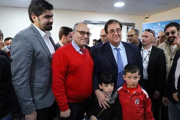 Visite de l'Ambassadeur de France au Liban