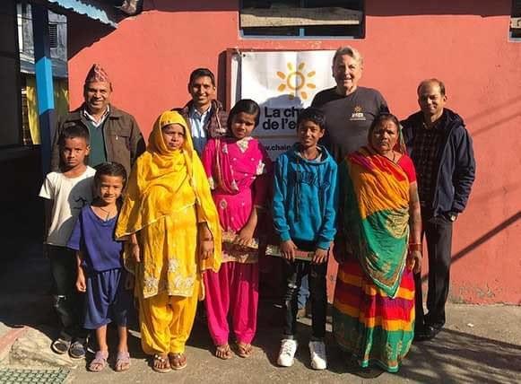 Voyage au Népal de Richard Rouvier